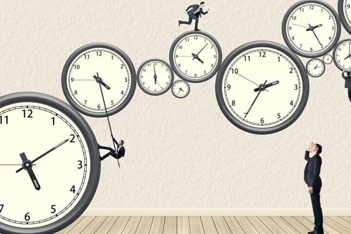5 tiêu chí quản lý thời gian