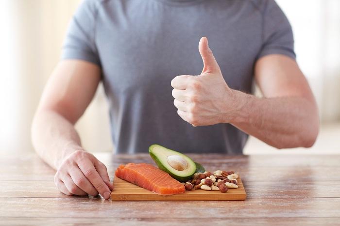 Chế độ ăn uống hợp lý cho Gym