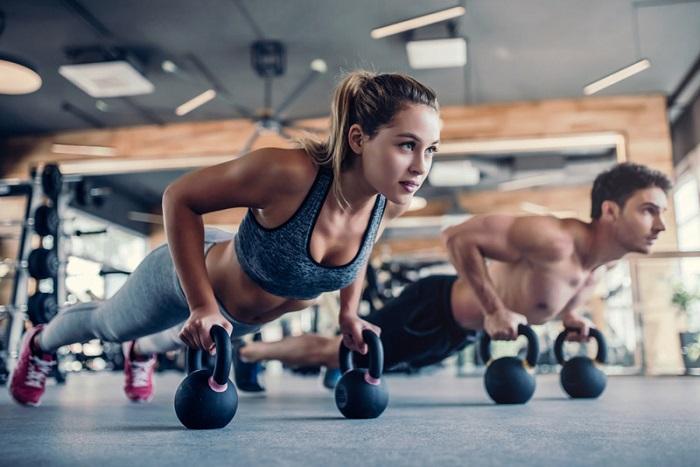 Tập gym đúng cách