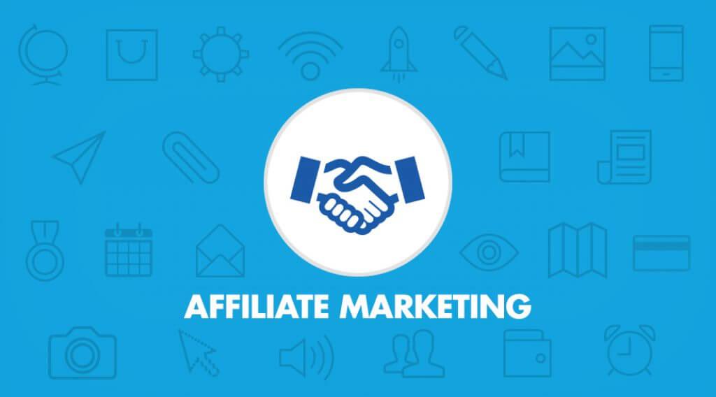Công việc kiếm tiền tại nhà với Affilliate marketing