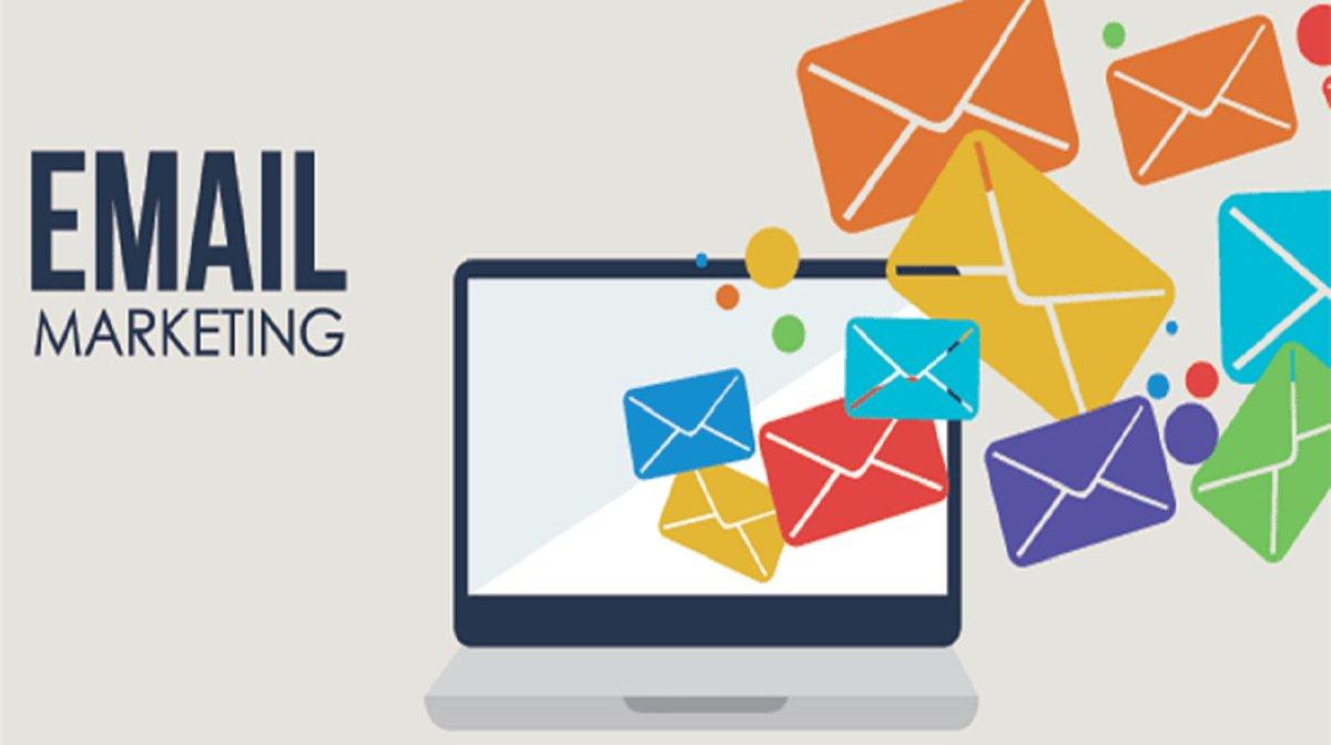 Email marketing đẩy mạnh thương hiệu