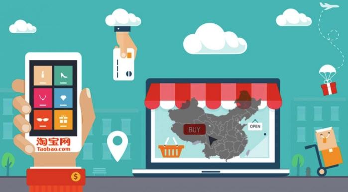 Lấy nguồn hàng kinh doanh Online thông qua dịch vụ mua hàng hộ