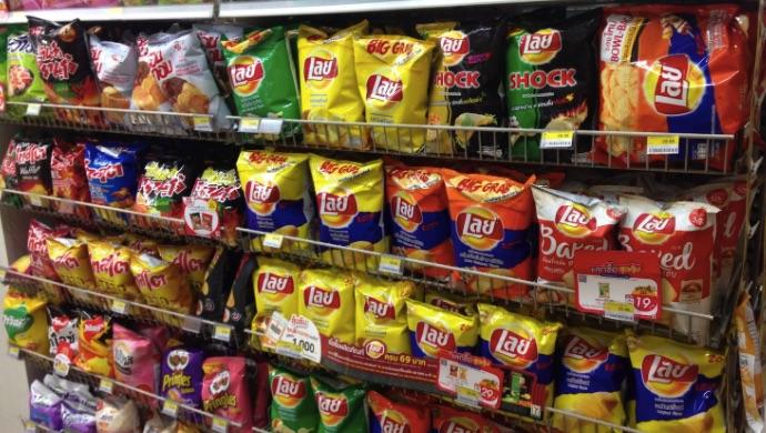 Mua hàng tại các siêu thị nước ngoài