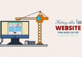 Hướng dẫn tạo website bán hàng đơn giản