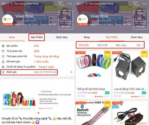 Lưu ý khi mua hàng trên Shopee