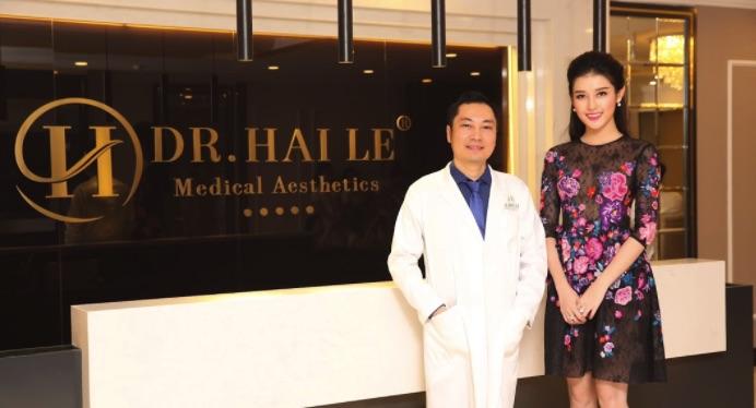 Thẩm mỹ viện nâng cơ mặt DR Hải Lê