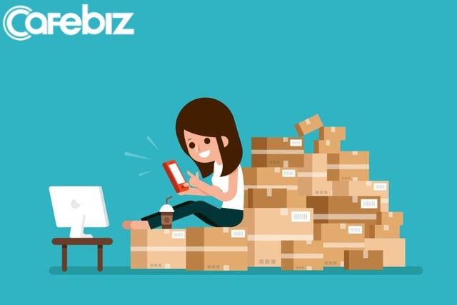 trải nghiệm người dùng trong bán hàng online
